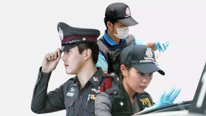 อาชีพตำรวจ