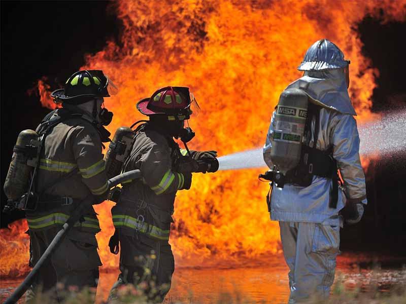 นักดับเพลิง